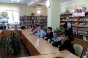 Экскурсия в библиотеку имени Наволочкина
