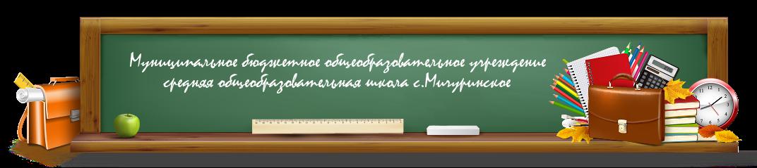 МКОУ СОШ с. Мичуринское